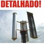 Projeto- Gerador Eólico - Aerogerador 1.000 Watts