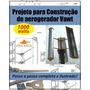 Projeto - Gerador Eólico - Aerogerador 1.000 Watts