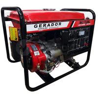 Gerador De Energia Á Gasolina Bivolt 2800w Partida Elétrica