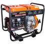 Gerador Diesel 6000w P. Elétrica 10hp Bivolt Vulcan +bateria