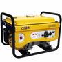 Gerador De Energia Portátil A Gasolina 4kva Mono Gm3500 Csm