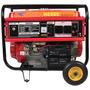 Gerador Energia À Gasolina 5500w 5,5kva 389cc 4t 220v H6500e
