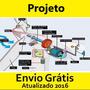 4 Projetos Gerador Eólico - 5.500w + 3.000w + 1500w+ 1000w