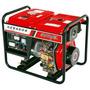 Gerador De Energia Diesel Trifásico 5kva Mdgt-5000cle