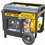 Gerador Buffalo Bfde 6500-m - Diesel Part.elétrica Trif.220v
