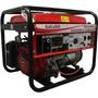 Gerador De Energia Á Gasolina Bivolt 3000w Partida Elétrica