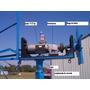 Projeto Gerador Eólico 5500w