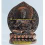 Escultura Buda Shakyamuni Linda Imagem 17cm Melhor Fabrica