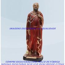Escultura Exú Caveira Linda Imagem 20cm Menor Preço Do Ml