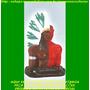 Escultura Busto Caboclo Xoroquê 20cm Melhor Preço Ml