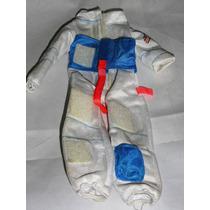 Roupa Astronauta Para Boneco Gi Joe Falcon Action Man 1/6
