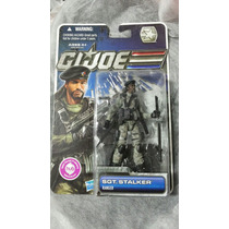 Gi Joe 30th Sgt Stalker Lacrado.