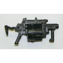Gi Joe Dial-tone Sonic Fighters Gi Joe 1990 Machine Gun
