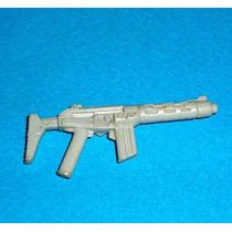 Gi Joe Dial-tone Gi Joe 1986 Submachine Gun