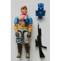 Gi Joe Cobra Zandar Gi Joe 1986 100% Completo