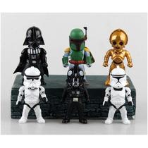 Action Figure Star Wars 6 Peças - O Despertar Da Força