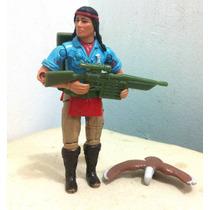 Spirit Indio Flecha Veloz Gi Joe Comandos Em Ação