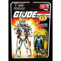Gi Joe 25th - Cobra Commander With Battle Armor