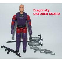 Dragonsky Oktober Guard Comandos Em Ação Gi Joe