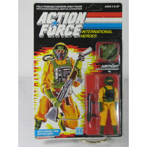 Gi Joe Action Force Airtight Lacrado