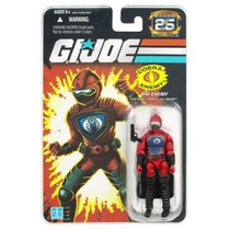 Gi Joe 25th - Cobra Hiss Driver