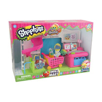Shopkins Supermercado Mini Figura Playset