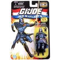Gi Joe 25th - Cobra Commander Resolute Wave 13