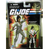 Gi Joe 25th Jinx Variant(lacrado) Sdcc 2012