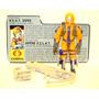 # Boneco Heat-viper C/ File Card Comandos Em Ação Gi.joe