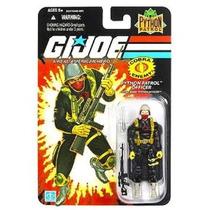 Gi Joe 25th - Python Officer - Python Patrol Officer Wave 8