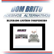 Adesivos Para Blindado Anfíbio Torpedeiro Comandos Em Ação