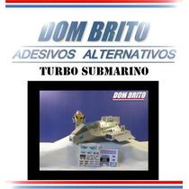 Adesivos Para Turbo Submarino Comandos Em Ação
