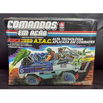 1990 Raro Comandos Em Ação Força 2000 A.t.a.c. Lac. Estrela!