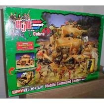G I Joe - Comand Mobile Center- Versão + Recente - Na Caixa!