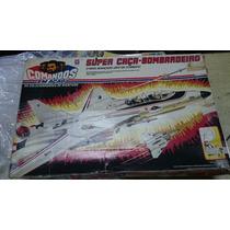 Comandos Em Ação - Super Caça Bombardeiro (completo)