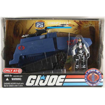 Gi Joe 25th Cobra Hiss With Driver Attack On Cobra Island