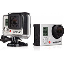 Camera Gopro Hero3+ Silver Edition Wi-fi Hd - Original