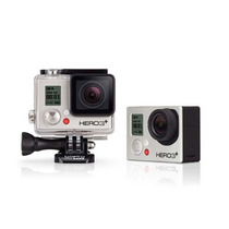 Gopro Camera Hero3 + Silver Edition Full Wi-fi Hd Go Pro