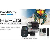 Gopro Camera Hero3 Black Edition