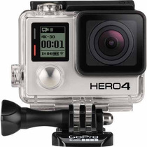Gopro Hero 4 Black Edition Go Pro Hero4 Original