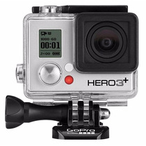 Gopro Camera Hero3+ Silver Edition Full Wi-fi Hd Sem Juros