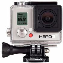 Câmera Gopro 5mp Hero3 White Edition Wi-fi