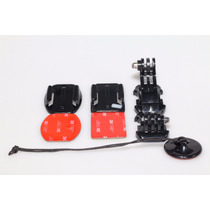 Suporte Kit Para Câmera Gopro Hero 2 3 3+ 4