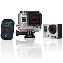 Câmera Filmadora Gopro Hero3 Black Edition Surf / 12 Mp / Fu