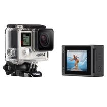 Gopro Hero 4 Silver Edition Tela Lcd Filmadora Go Pro Hero4