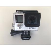 Filmadora Gopro Hero 4 Silver Caixa Lacrada Go Pro Wifi 4k