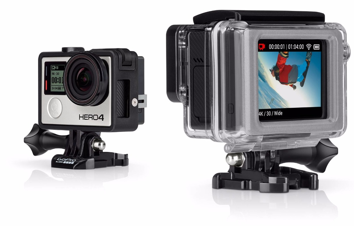 gopro lcd touch bacpac tela touch screen go pro hero 4 3. Black Bedroom Furniture Sets. Home Design Ideas
