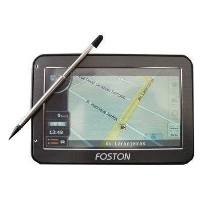 Gps Foston Fs-460dt - Tv Digital - Bluetooth, Avisa Radar