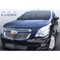 Sobregrade Cobalt 2012 Aço Inox Darta 3 Peças Darta