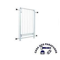 Grade Porta Proteção Criança Pet Portão 86 Alt X 70 Larg